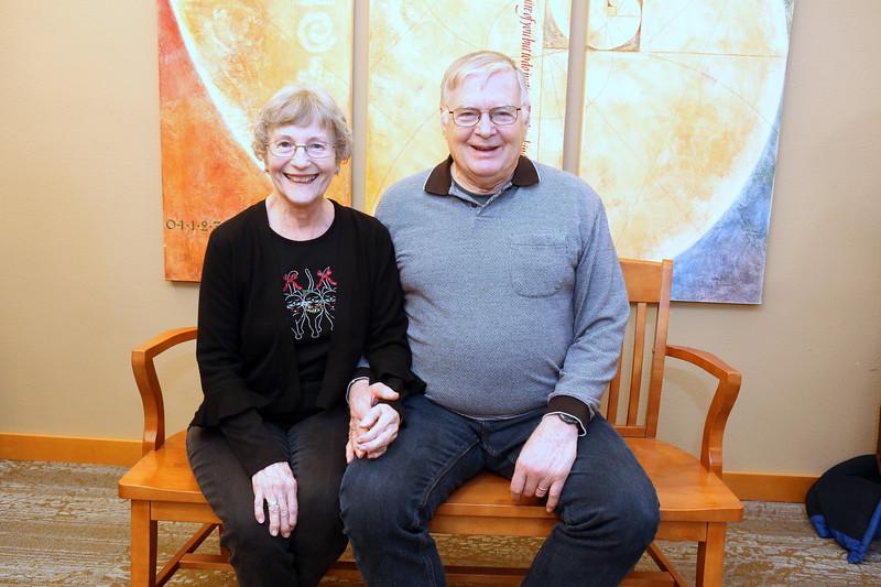 J. Denny & Mary Weaver
