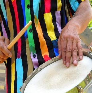 - Pe-De-Boi  Brazilian Samba Concert -