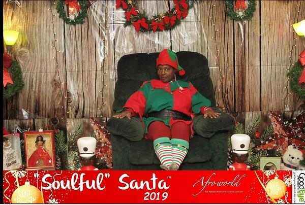 Soulful Santa 2019