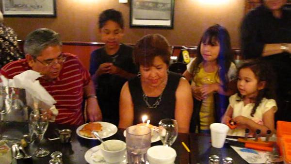 6/05 - Mama's Birthday Dinner