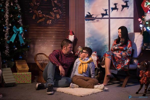 Cristi, Crina si Luca