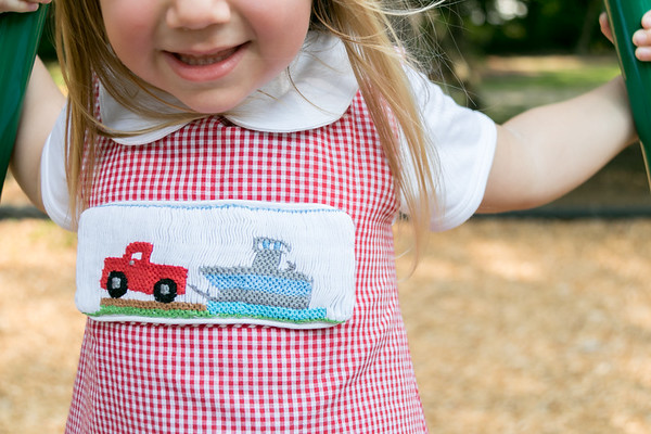 Smocked South Fall 2018