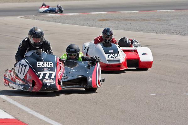 Sidecar Racing 2018