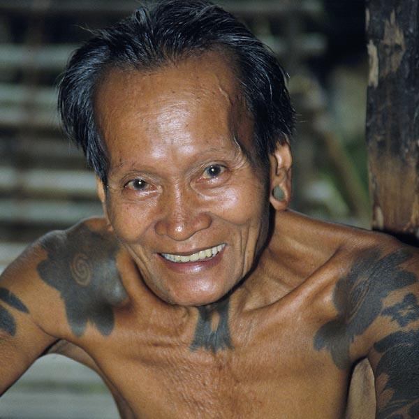 Belaise, Sarawak, Borneo, Malaysia 1989