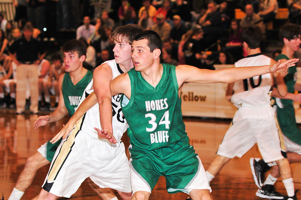 Hokes Bluff v. Glencoe, November 30, 2012