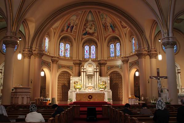Fr. Mark Mazza's 33rd Ordination Anniv: Solemn High Mass (10/2/13)