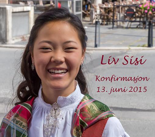 Liv Sisi - Konfirmasjon 13. juni 2015