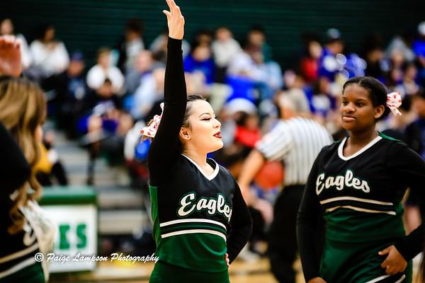 McNair Basket Senior NIght