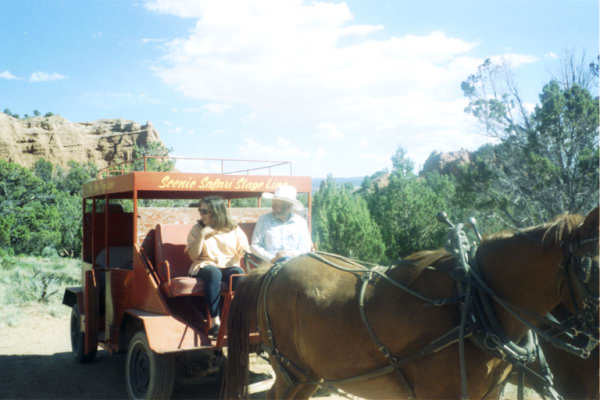99 Mom on stagecoach_2.JPG