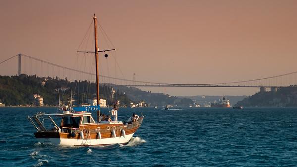 Bosphorus / Istanbul 2009