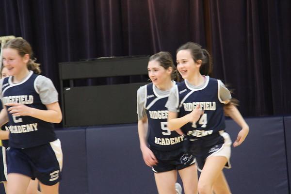 Girls Basketball: South