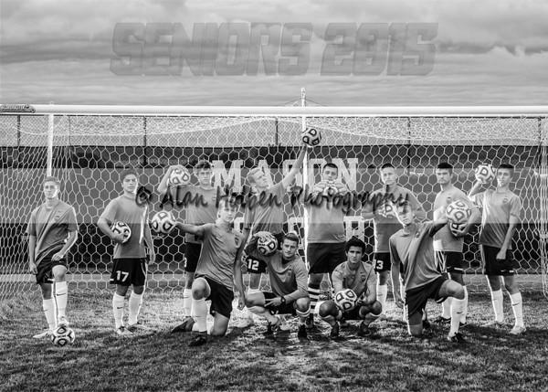 Men's Varsity Soccer - Waverly at Mason