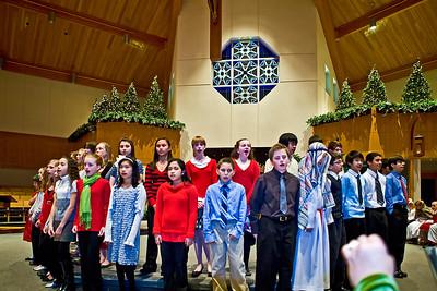 2009-12-17 School Christmas Concert