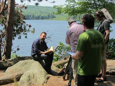 BBC Filming June 29, 2012