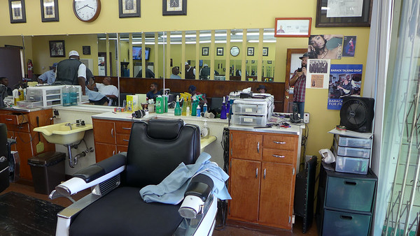 Steppes Barber Shop