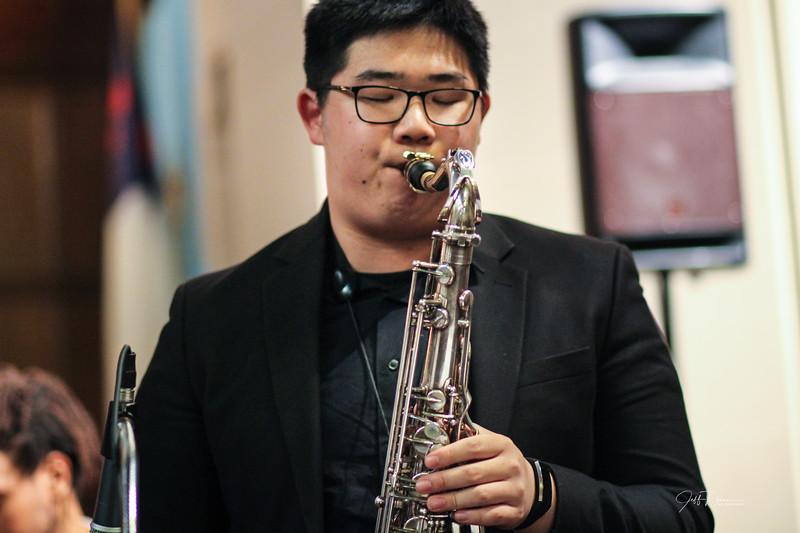 Jazz at JAPC - Stars of the Future - 6-3-2018