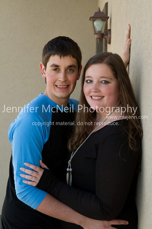 Kayla and Chaz's Mini Engagement Session