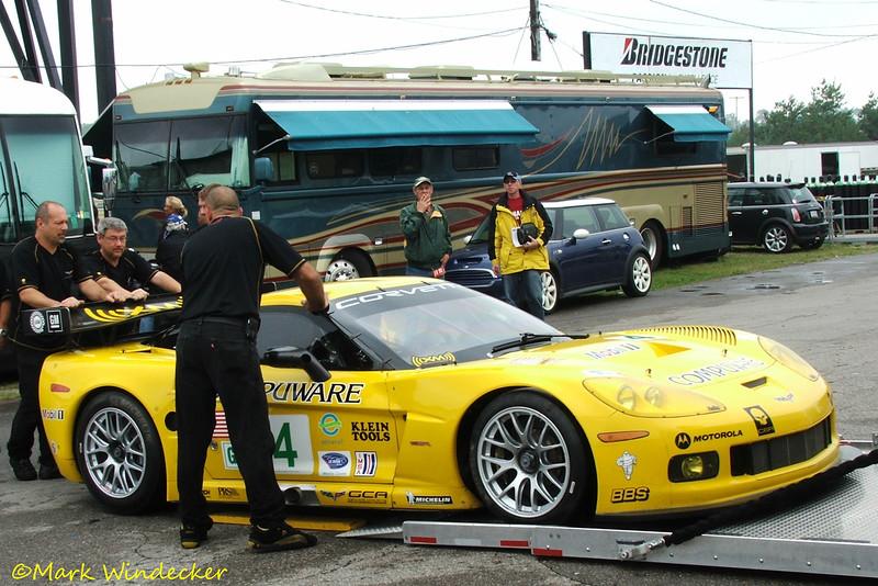 GT1-Chevrolet Corvette C6.R Z06