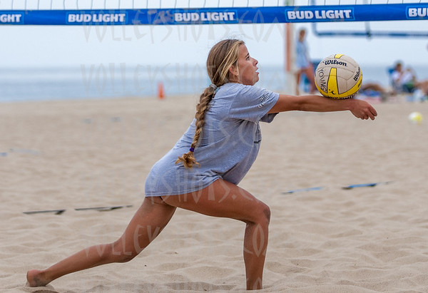 CBVA Hermosa Beach Open, 28 May 2016
