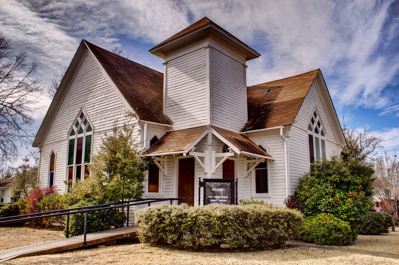 First Presbyterian Church - De Queen, AR ca. 1898