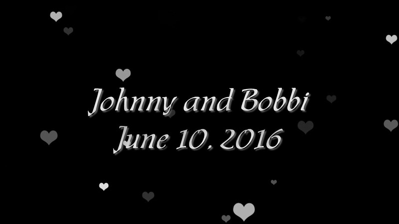 Johnny and Bobbi