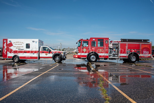 Point Lookout Wetdown & Dedication of Engine 255 & Ambulance 258 10/03/2021