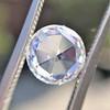 1.51ct Round Rose Cut Diamond, GIA K VS1 2