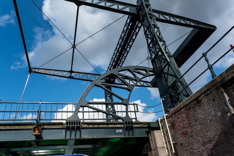 Cantilevered Bridge