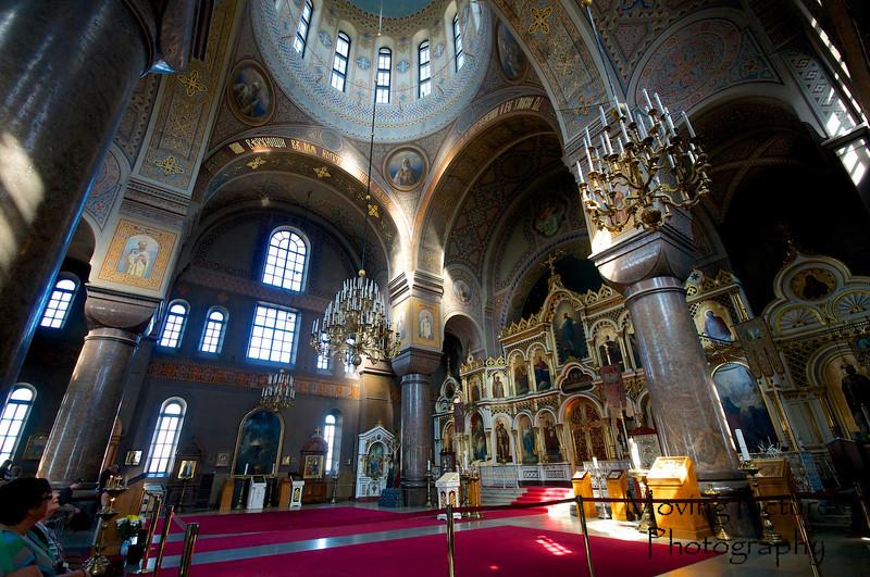 Helsinki - Uspinski Cathedral