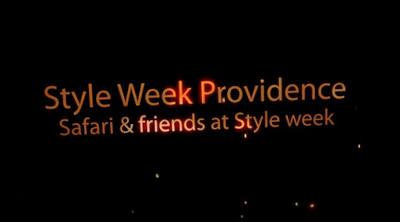 Style week Providence Video