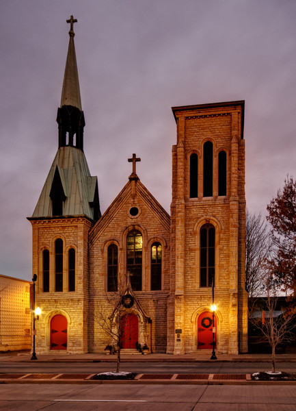 Christ Church Episcopal Cthdrl
