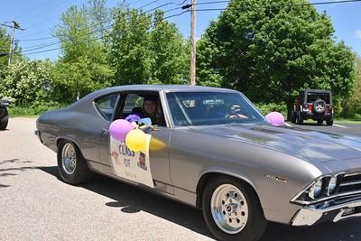 Barneveld Graduation Parade 5-30-20