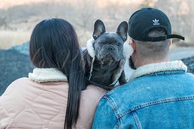 Vega Family with Baby Romeo
