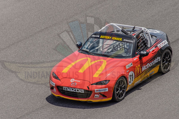 Global MX-5 Cup - Qualifying