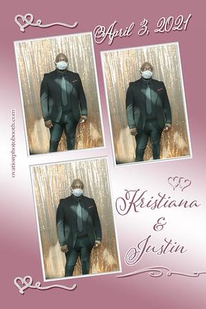 4 3 21 Kristiana & Justin