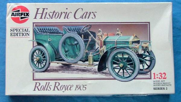 2012 Car, 1905 Rolls Royce