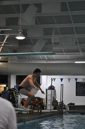 Wheeler Dive Meet 2nd half 12-15