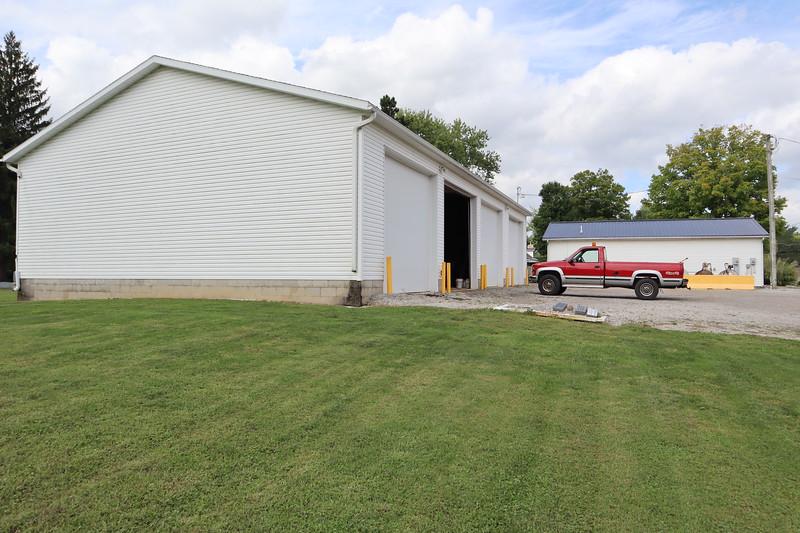 Lincoln Township Garage and Hall