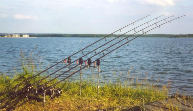 WCC99-Pic - Rods & lake