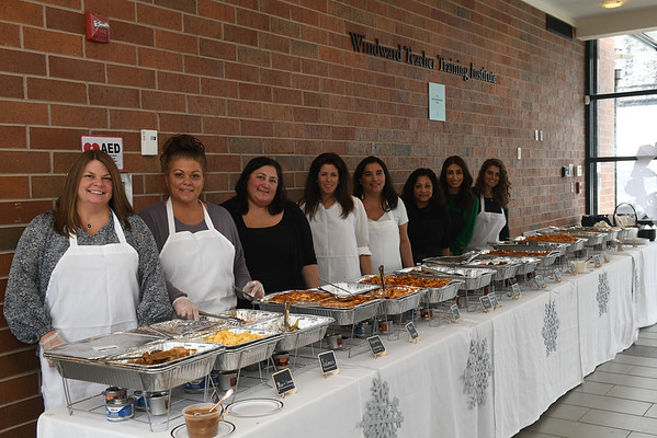 WPA WMS Faculty & Staff Holiday Luncheon - December 11, 2019