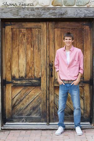 Nolan B | Senior Portraits