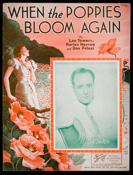 When the poppies bloom again