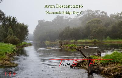 Day 1 Avon Descent Newcastle Bridge 06.08.2016