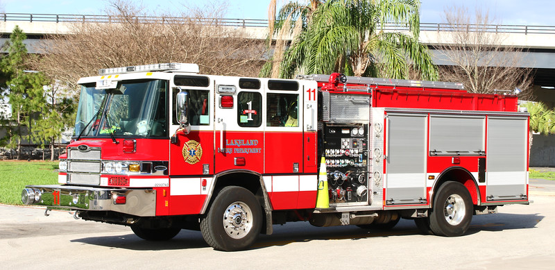 Engine 11.  2015 Pierce Quantum   1250 / 750 / 50F