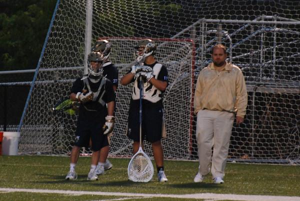 GT Lacrosse vs Auburn 3-30-12