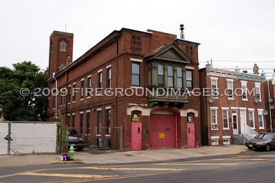 Firehouses of Camden, NJ (September 2009)
