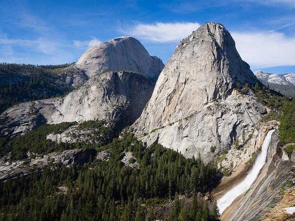 Yosemite Valley spring daytrip