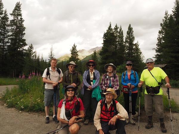 Mist Ridge - July 25, 2015