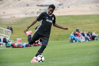 2017 U16 Arsenal VS Utah Valley United