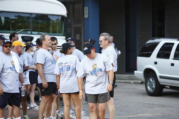 June 6, 2006 - Special Olympics North Carolina Torch Run